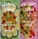 Gout Hater's Cookbooks I and II